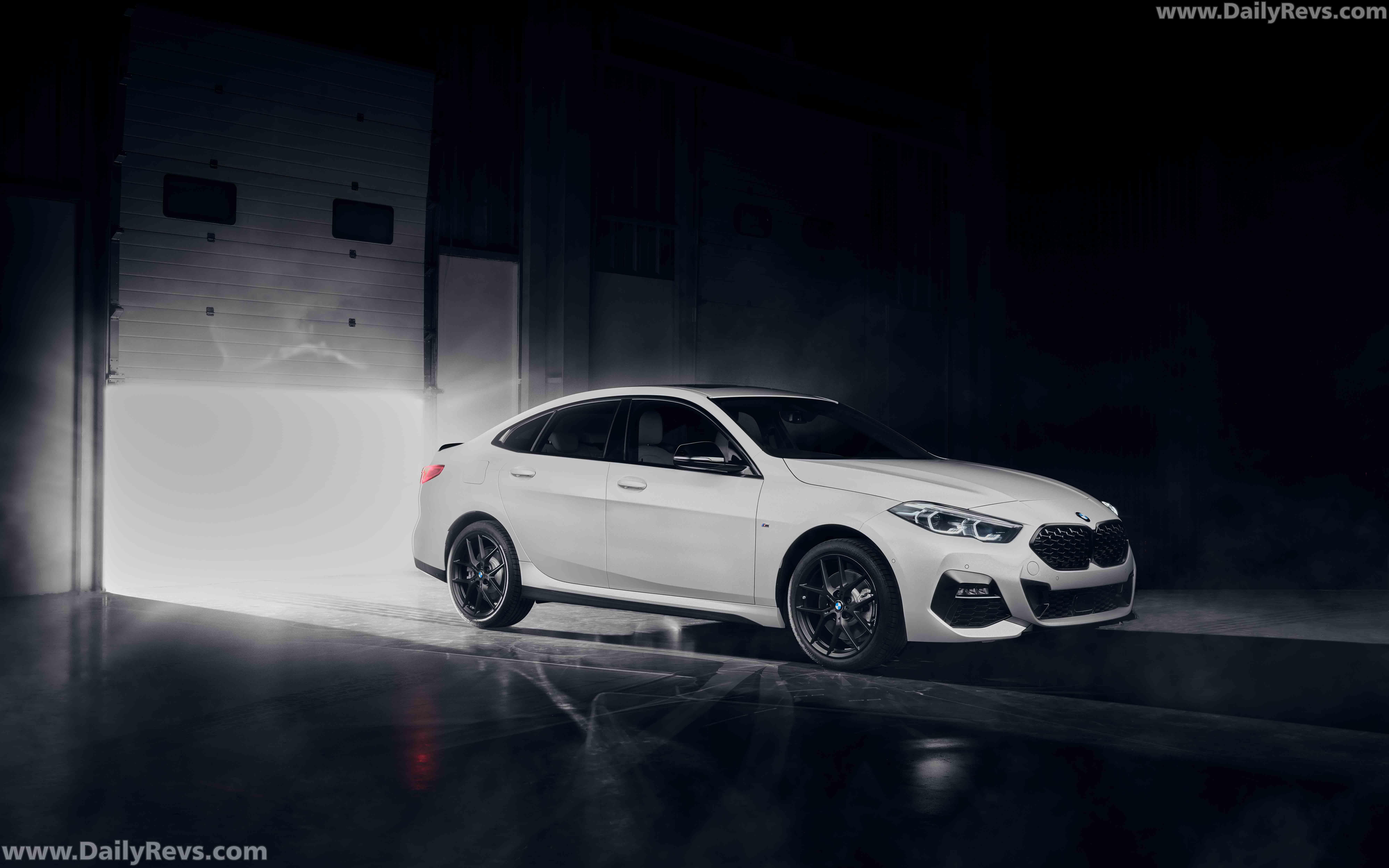 2020 BMW 2 Series Gran Coupe Black Shadow full