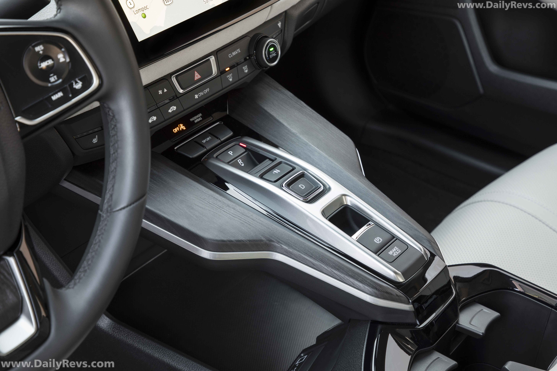 2020 Honda Clarity FCEV - Dailyrevs