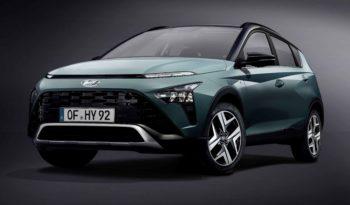 2022 Hyundai Bayon full