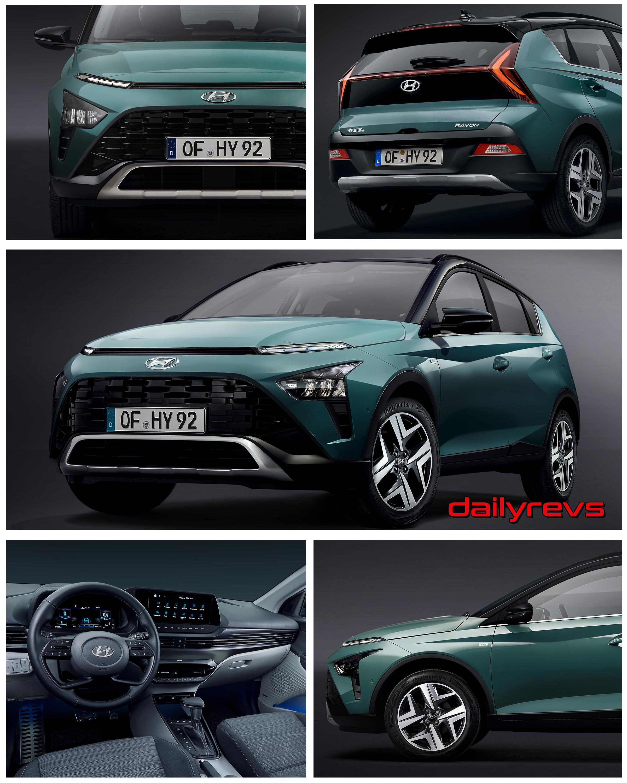 2022 Hyundai Bayon