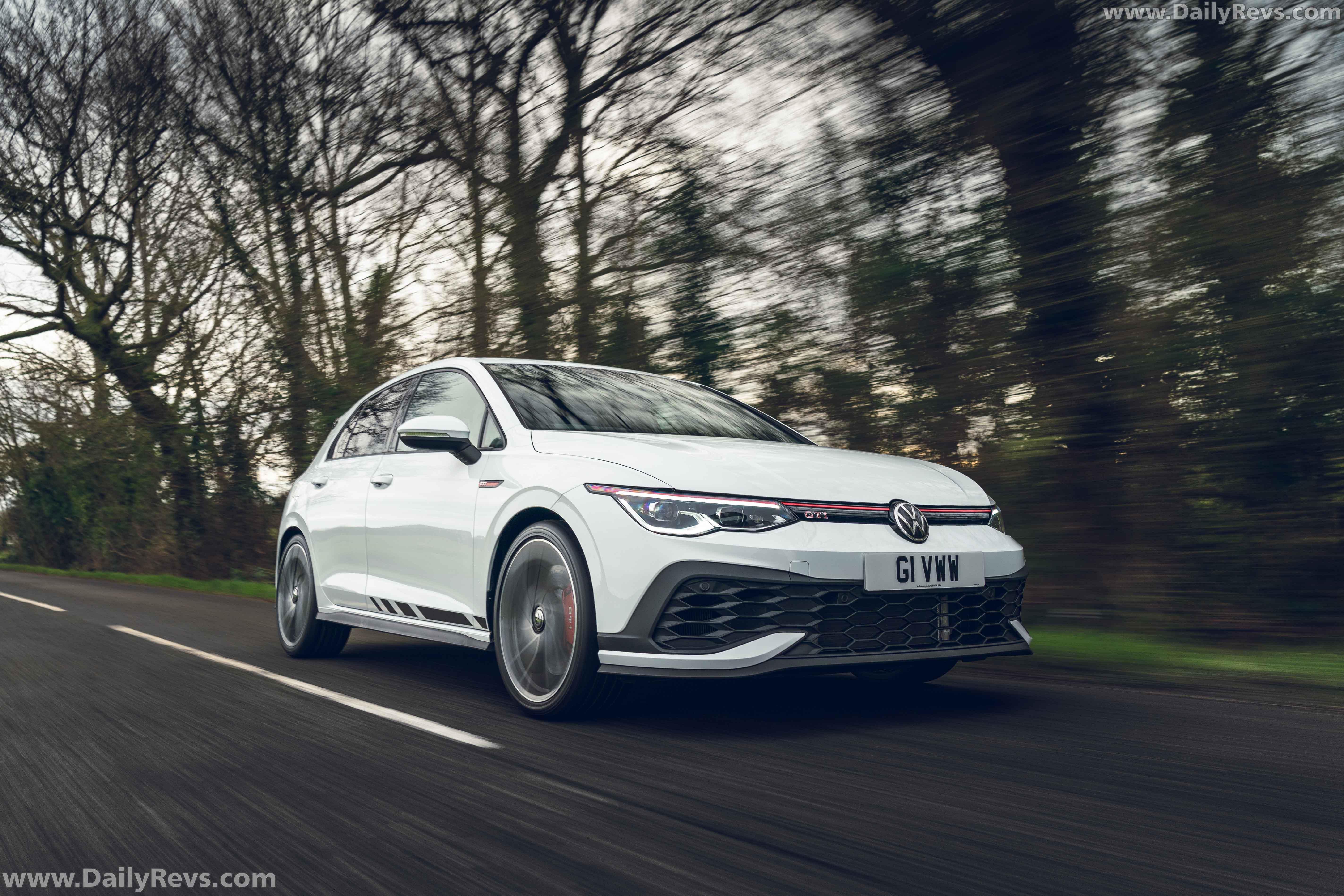 2021 Volkswagen Golf GTI Clubsport - UK Version