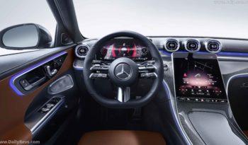 2022 Mercedes-Benz C-Class full