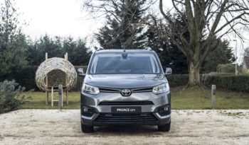2021 Toyota Proace City Verso full