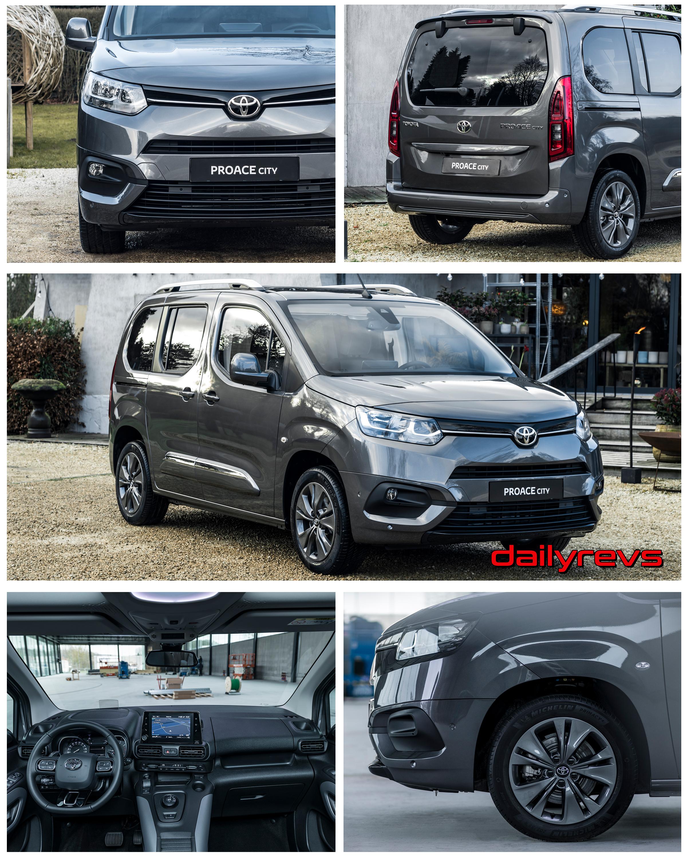 2021 Toyota Proace City Verso