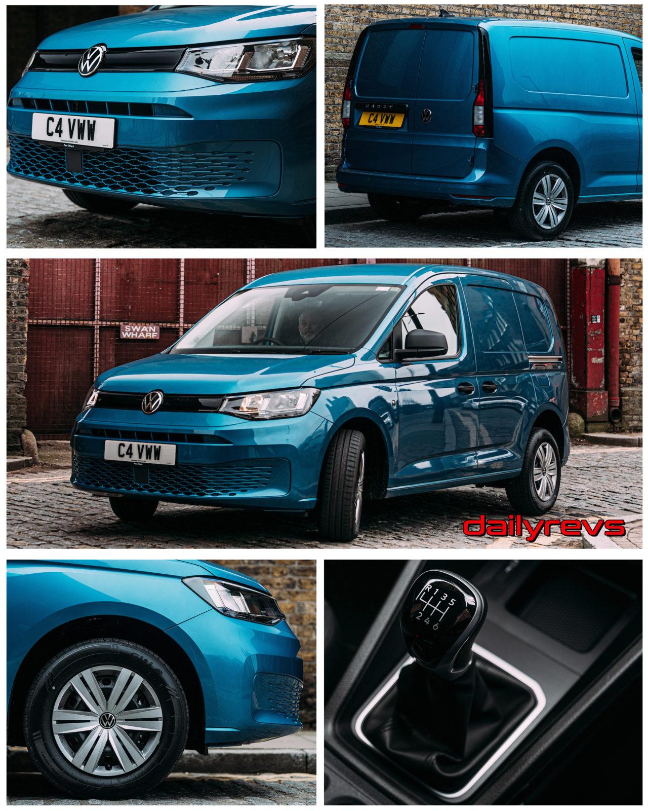 2021 Volkswagen Caddy Cargo - UK Version - Dailyrevs