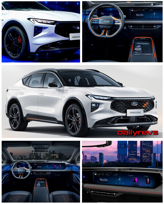 2022 Ford Evos