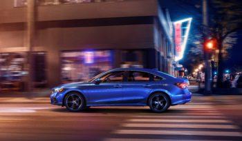 2022 Honda Civic Sedan full