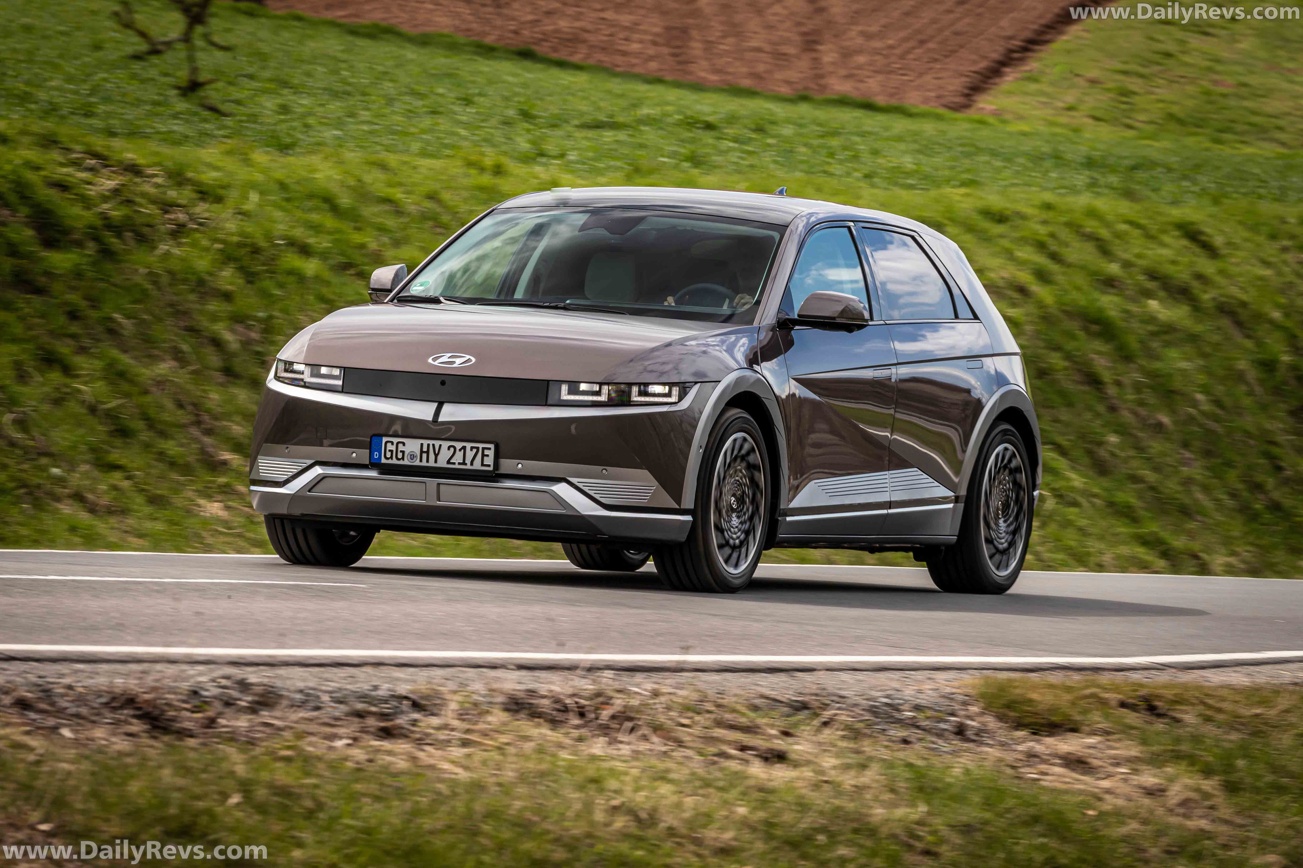 2022 Hyundai Ioniq 5 – European Version full