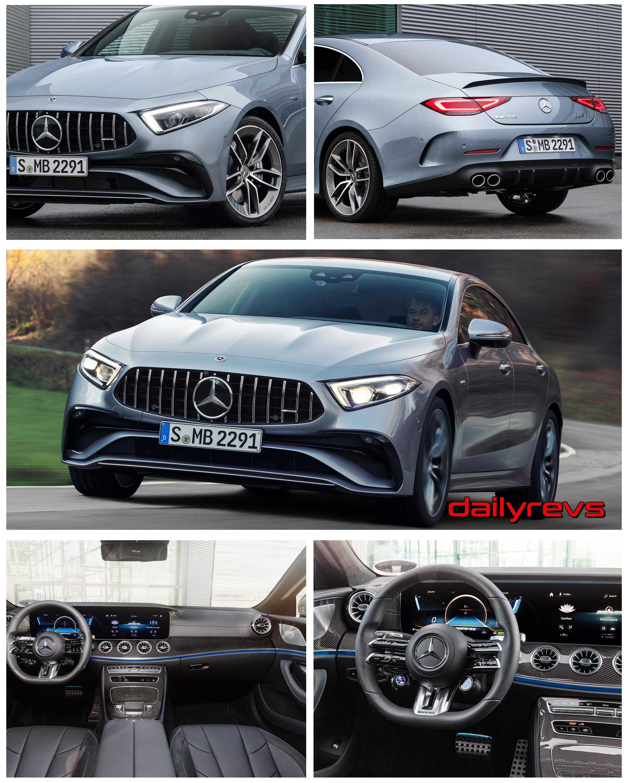 2022 Mercedes-Benz CLS53 AMG