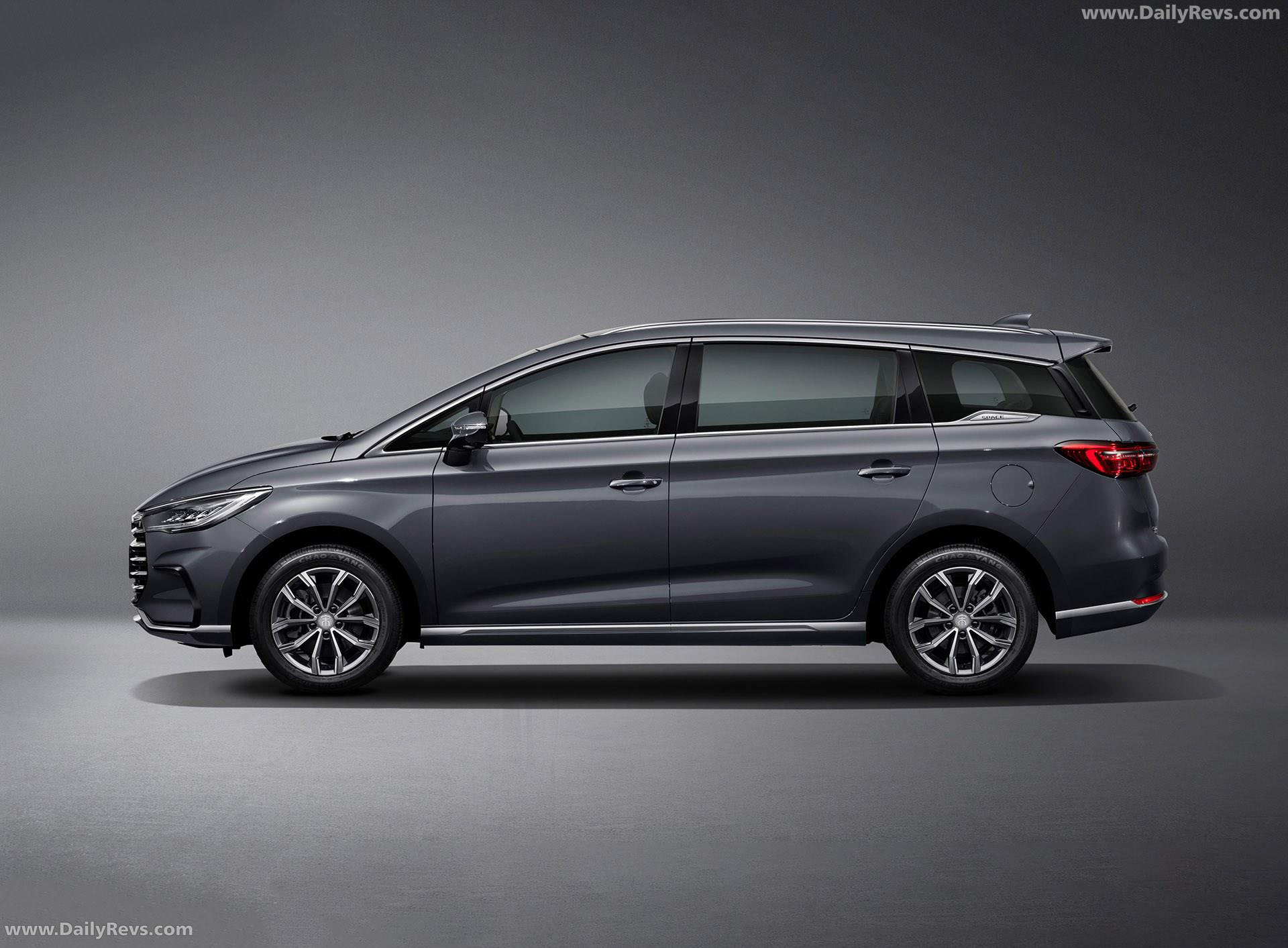 2021 BYD Song Max full