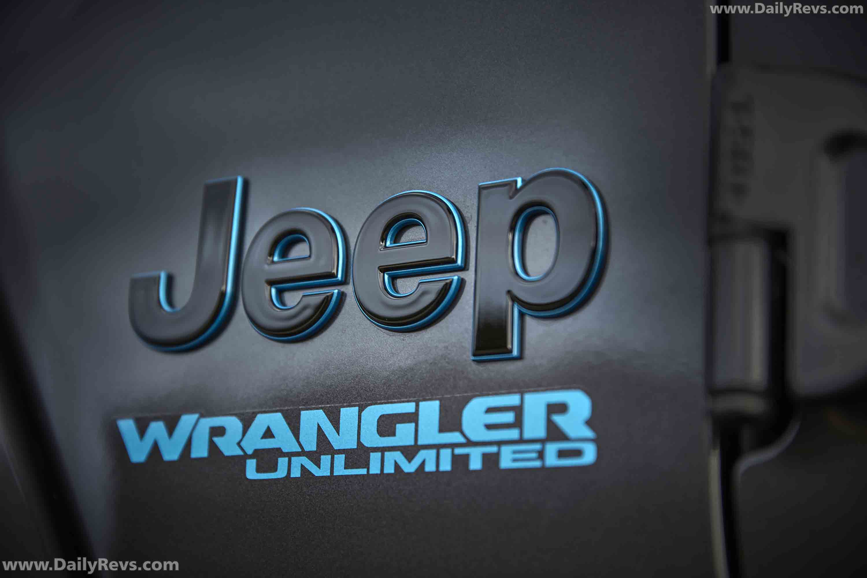 2021 Jeep Wrangler High Altitude 4xe full