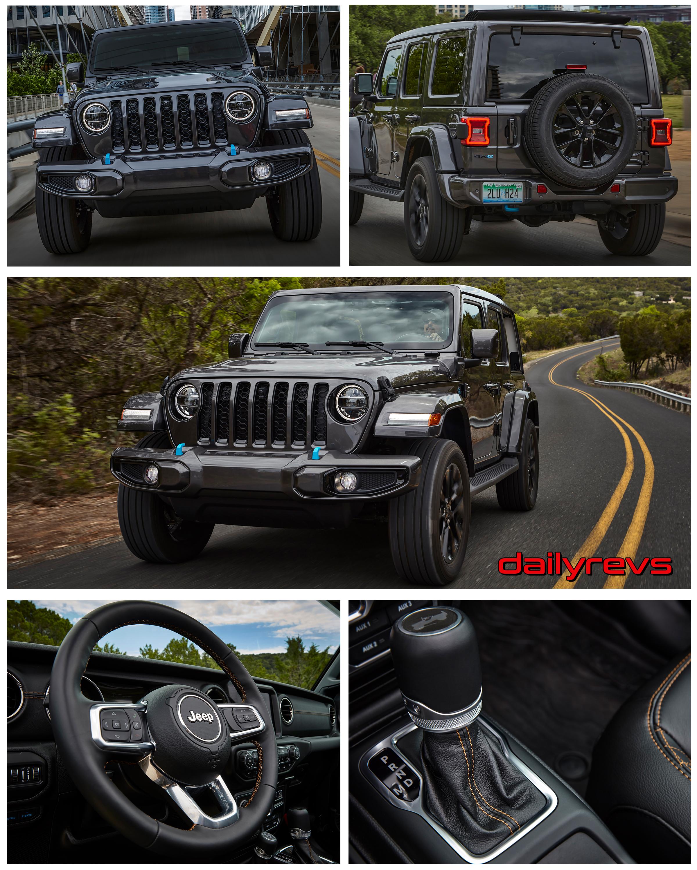 2021 Jeep Wrangler High Altitude 4xe