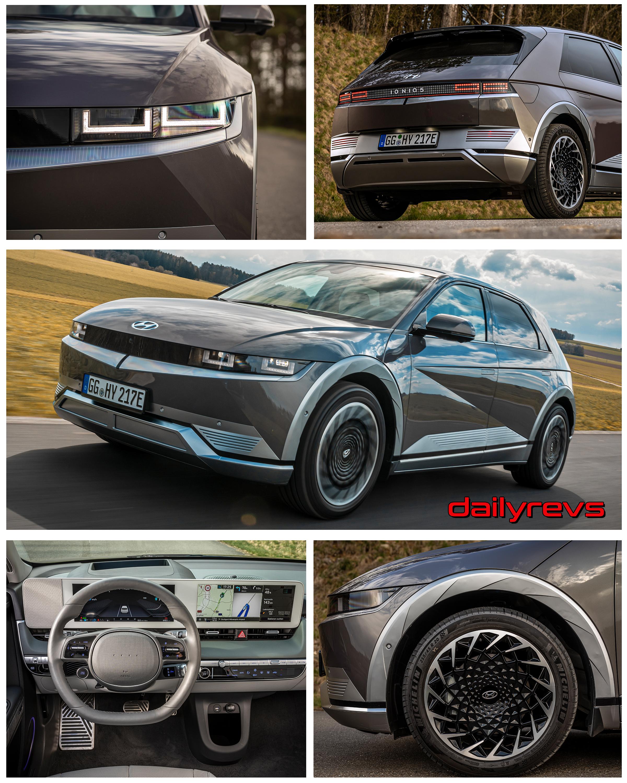 2022 Hyundai Ioniq 5 - European Version