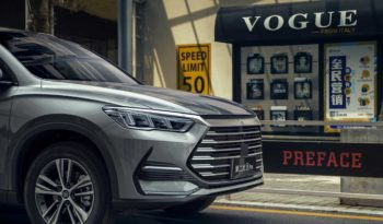 2021 BYD Song Pro full