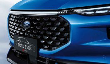 2022 Ford Evos ST Line full