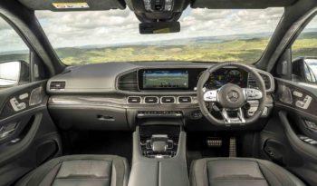 2021 Mercedes-Benz GLE63 S AMG UK Version full