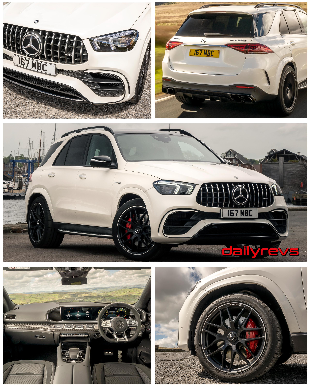 2021 Mercedes-Benz GLE63 S AMG - UK Version