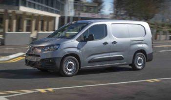 2021 Toyota Proace City – UK Version full