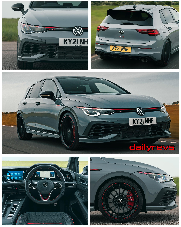 2021 Volkswagen Golf GTI Clubsport 45 - UK Version