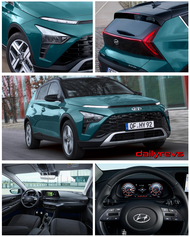 2022 Hyundai Bayon - European Version