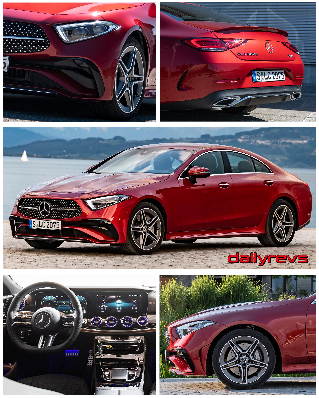 2022 Mercedes-Benz CLS 300 d