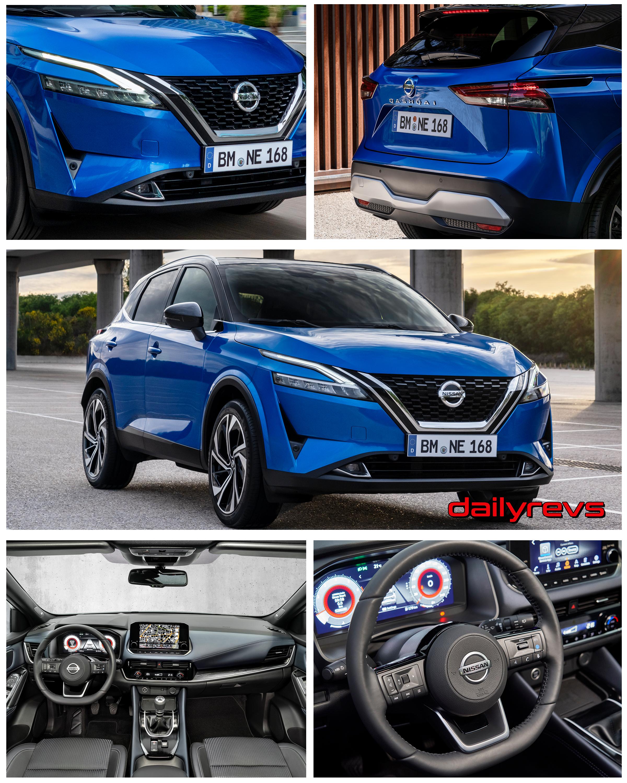 2022 Nissan Qashqai - European Version