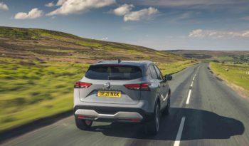 2022 Nissan Qashqai UK – Ceramic Grey full