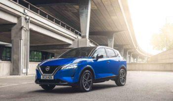 2022 Nissan Qashqai UK – Magnetic Blue full