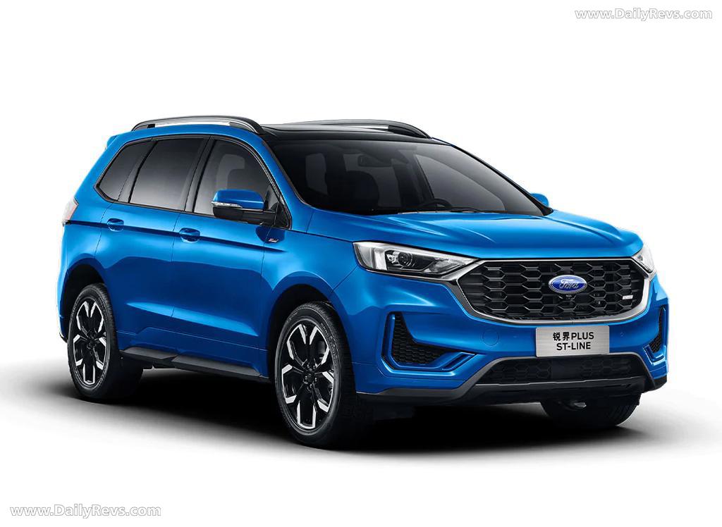 2021 Ford Edge Plus ST-Line full