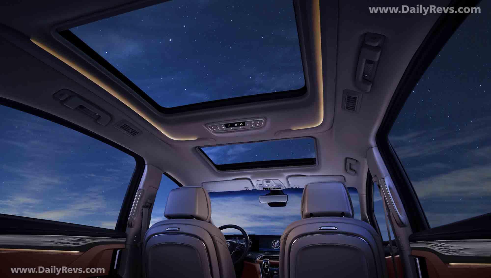 2022 Buick GL8 Avenir full