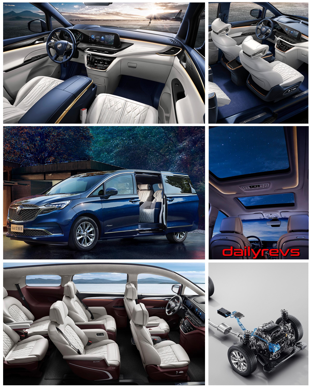 2022 Buick GL8 Avenir