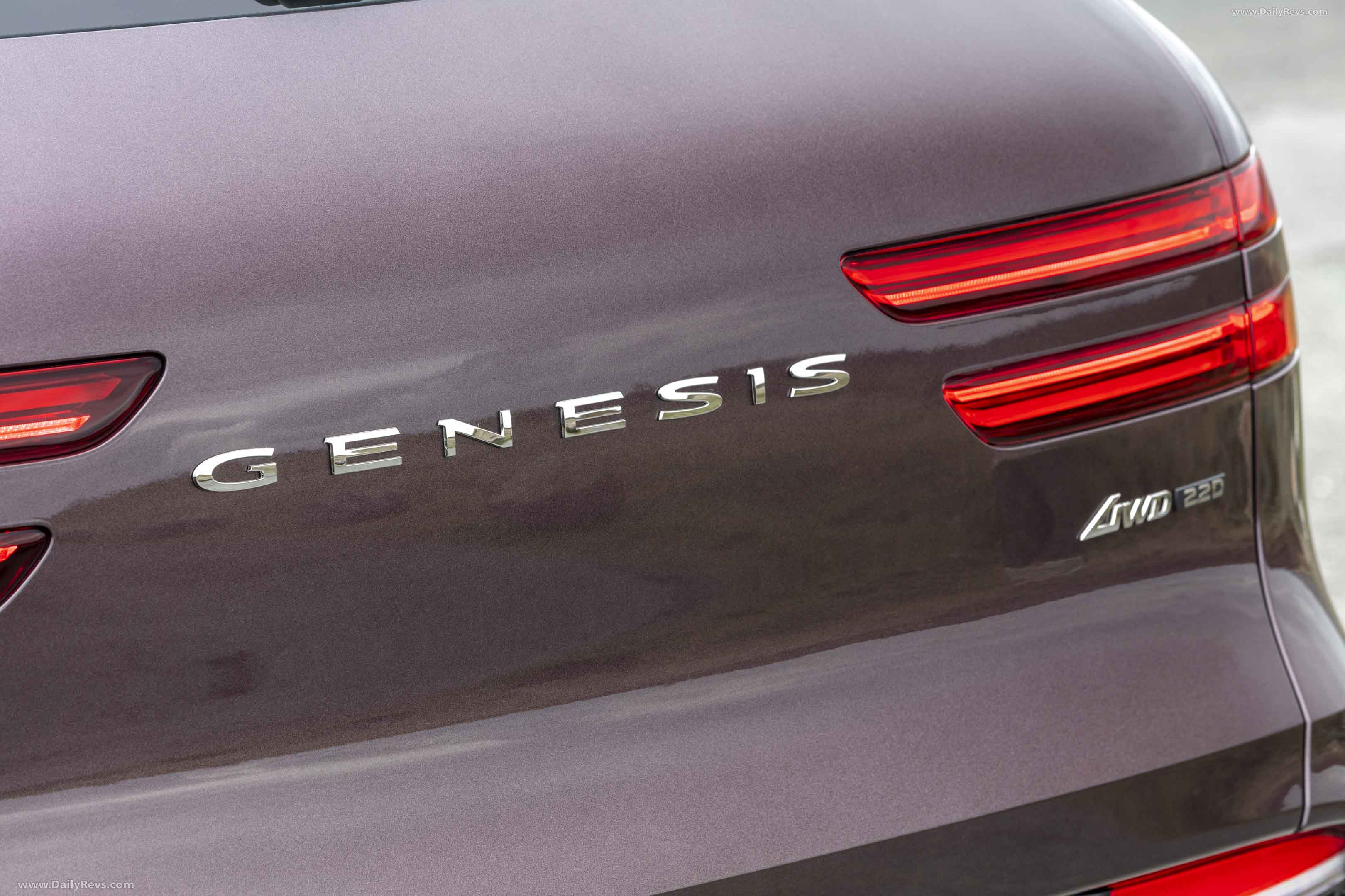 2021 Genesis GV70 – UK Version full