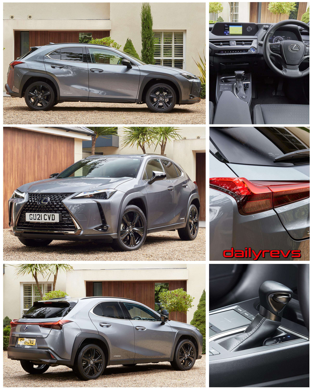 2021 Lexus UX 250h Premium Sport Edition
