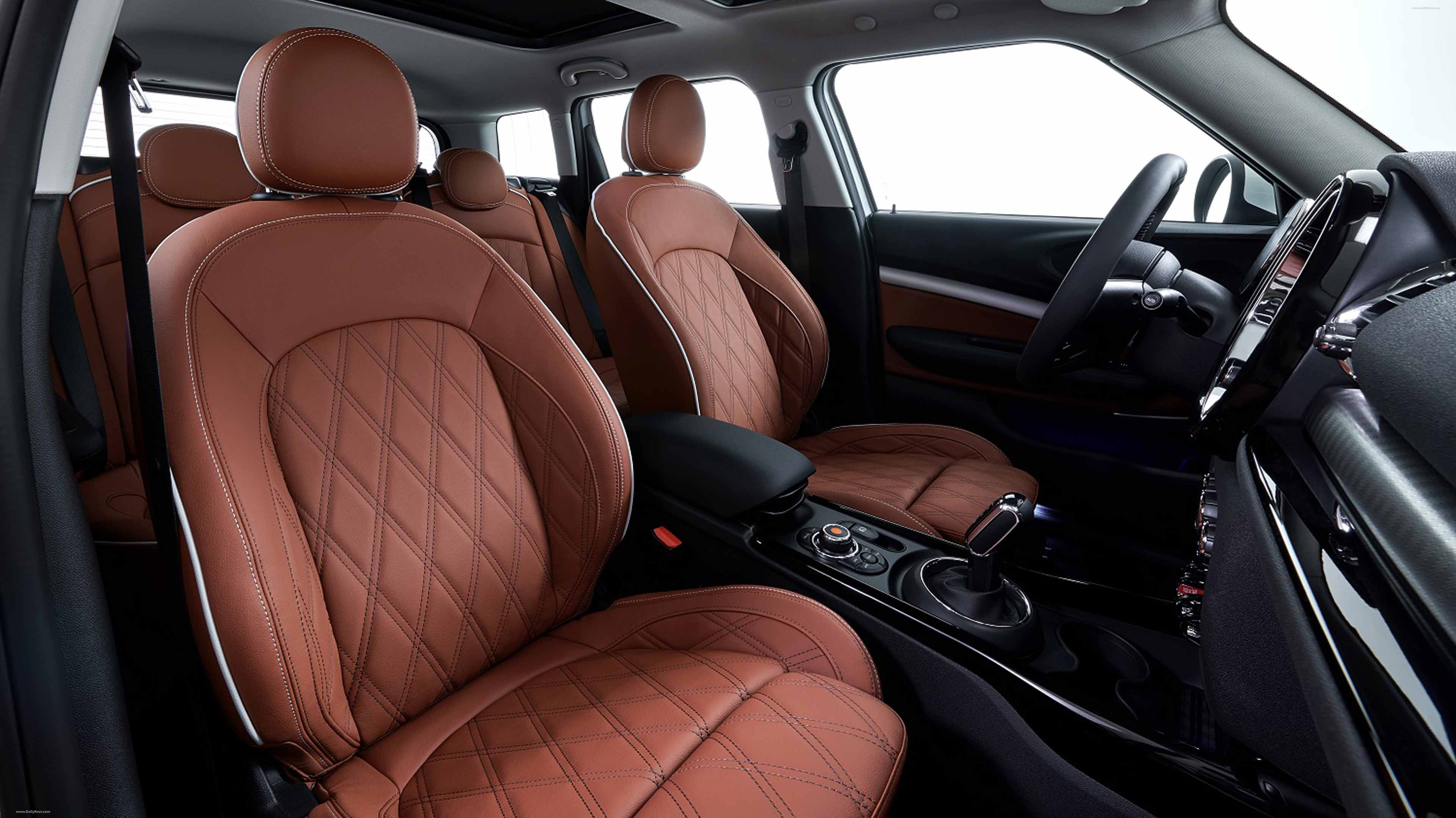 2021 MINI Cooper Clubman Islington Edition full