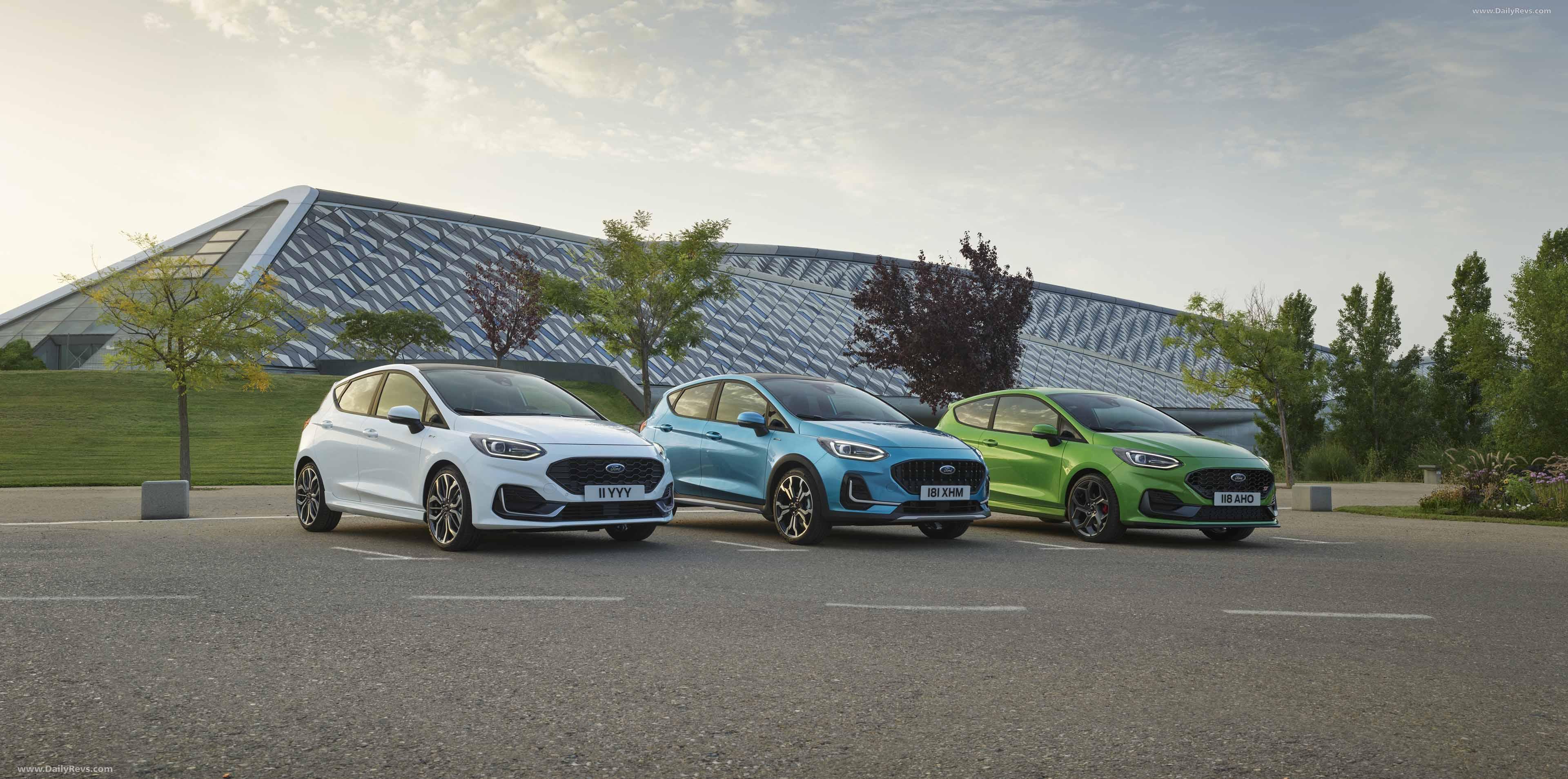 2022 Ford Fiesta full