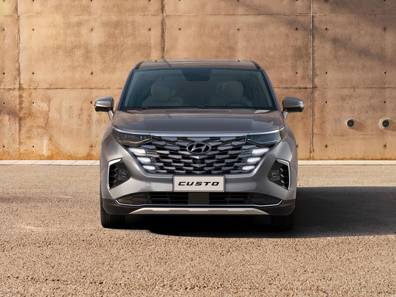 2022 Hyundai Custo full