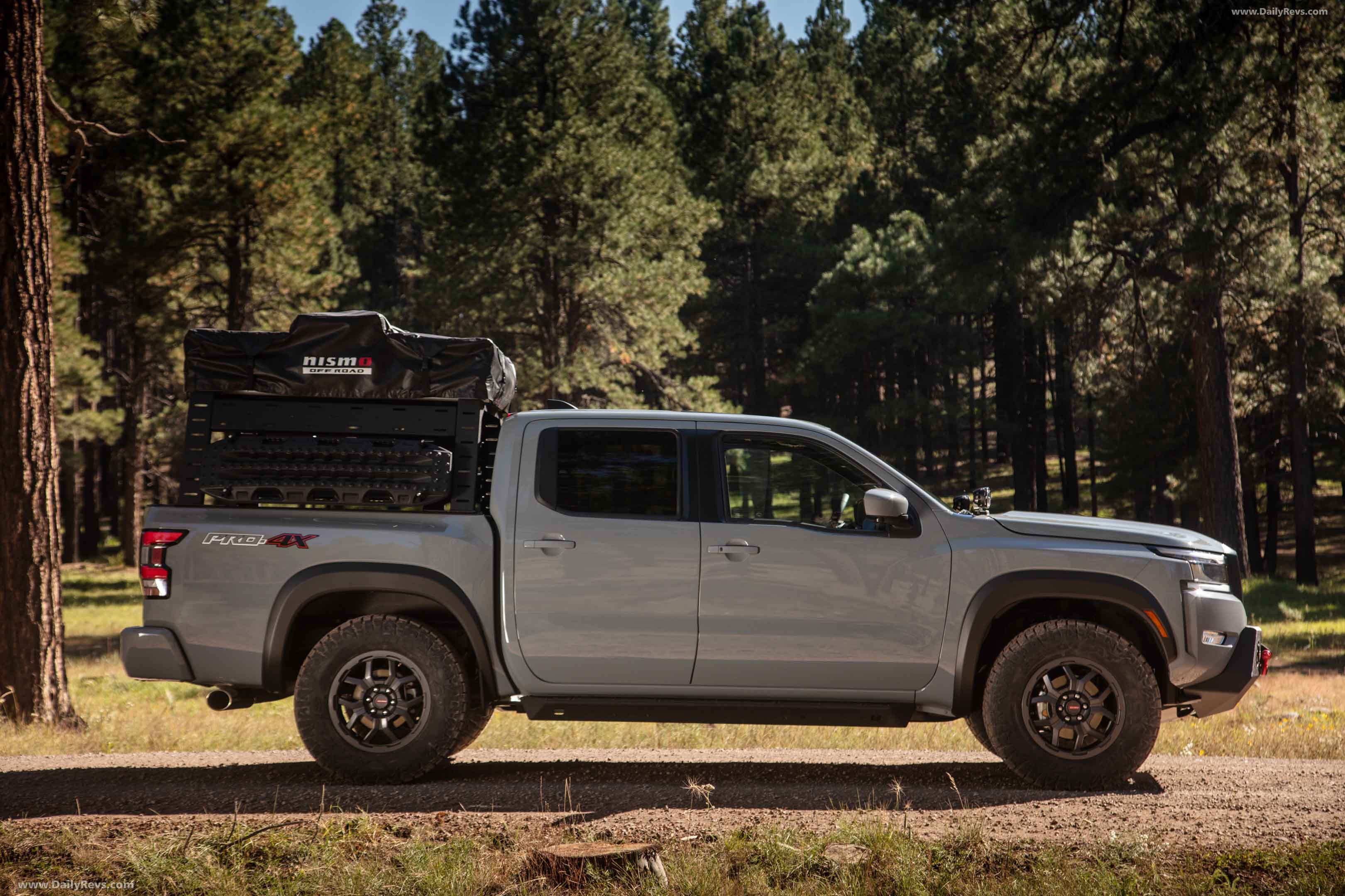 2022 Nissan Frontier Nismo Offroad Parts full